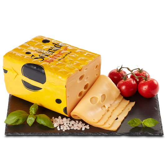 Serenada Sliced Smoked Radamer Cheese