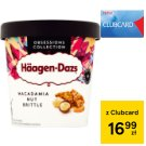 Häagen-Dazs Macadamia Nut Brittle Ice Cream 460 ml