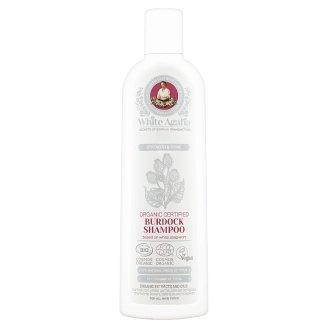 White Agafia Strength & Shine Szampon łopianowy 280 ml