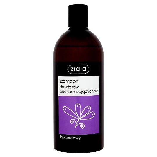 Ziaja Lavender Shampoo for Oily Hair 500 ml