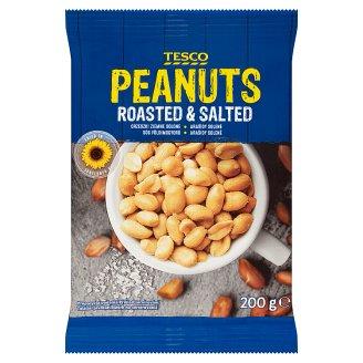 Tesco Roasted & Salted Peanuts 200 g