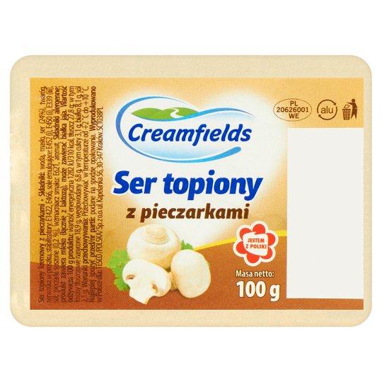 Creamfields Ser topiony z pieczarkami 100 g