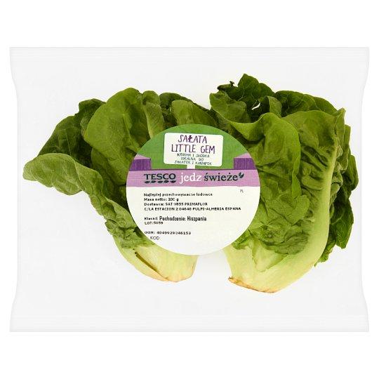 Tesco Lettuce Little Gem 200 g