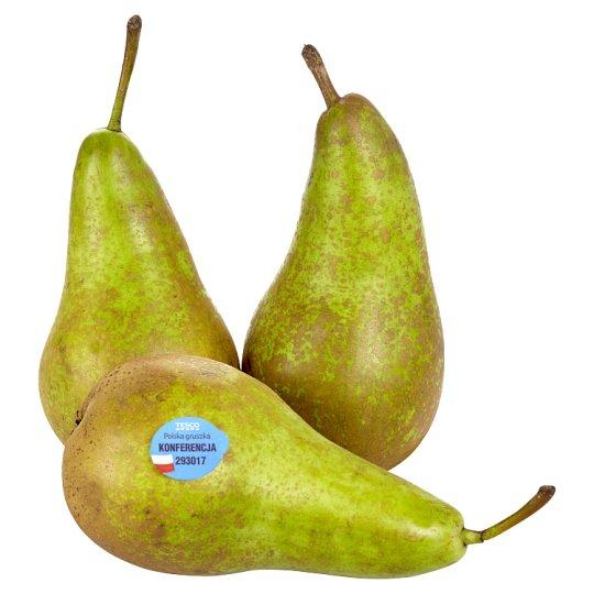 Tesco Conference Green Pear