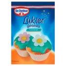 Dr. Oetker Lukier gotowy niebieski 100 g