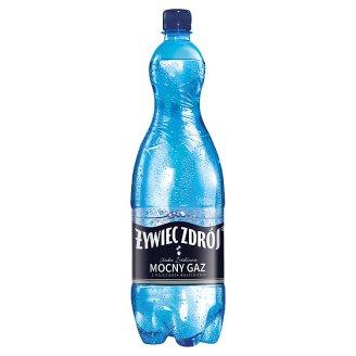 Żywiec Zdrój Strong Sparkling Spring Water 1.5 L