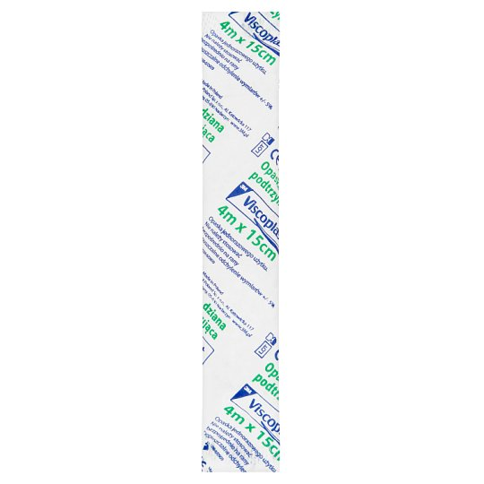 Viscoplast Disposable Bandage 4 m x 15 cm