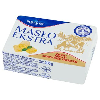Polmlek Masło ekstra 200 g