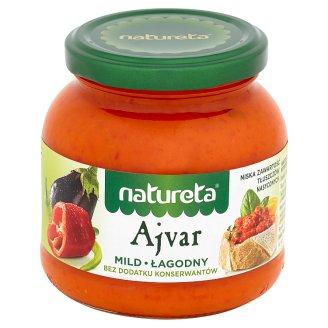 Natureta Ajvar łagodny 290 g