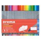 Erema Fine Liner Pen 24 Pieces