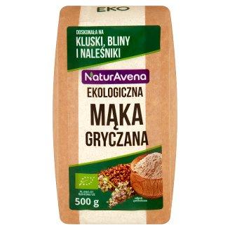 NaturAvena Ekologiczna mąka gryczana 500 g