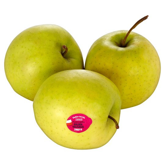 Polish Apple Golden Delicious