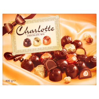 Charlotte Mieszanka czekoladek nadziewanych 400 g