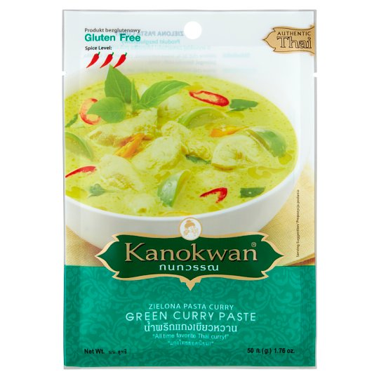 Kanokwan Green Curry Paste 50 g