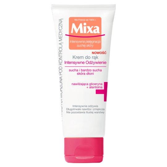 Mixa Intensive Nutrition Hand Cream 100 ml