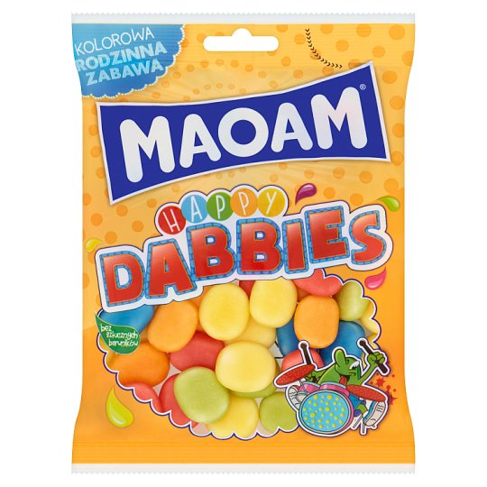 Maoam Happy Dabbies Chewing Candies 175 g
