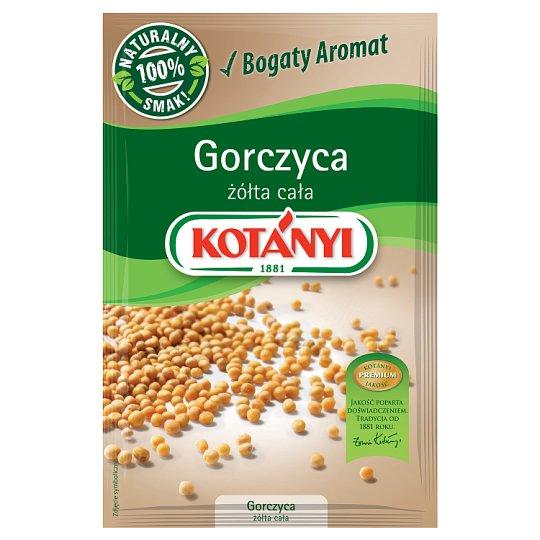 Kotányi Gorczyca żółta cała 40 g