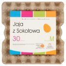 Jaja z Sokołowa M 30 sztuk