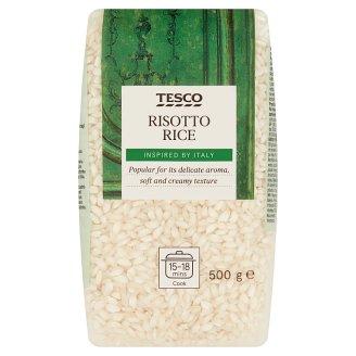 Tesco Ryż średnioziarnisty risotto 500 g