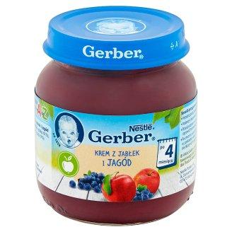 Gerber Apple and Blueberries Mash after 4 Months Onwards 125 g