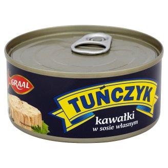 GRAAL Tuna Chunks in Gravy 170 g