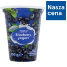Tesco Blueberry Yogurt 150 g