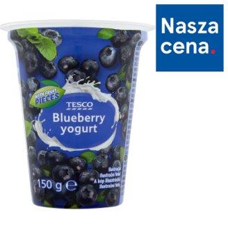 Tesco Jogurt borówkowy 150 g
