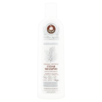 White Agafia Nourishment & Repair Cedar Shampoo 280 ml