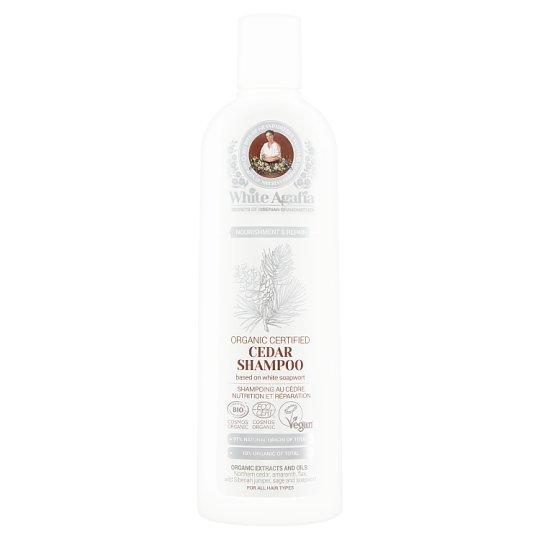 White Agafia Nourishment & Repair Cedar Shampoo 280 ml