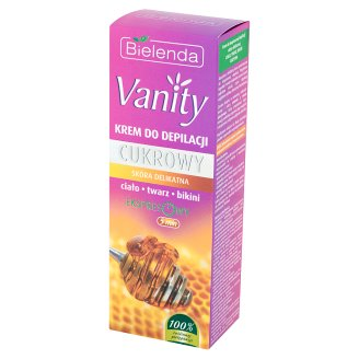 Bielenda Vanity Sugar Hair Removal Cream 100 ml
