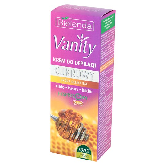 Bielenda Vanity Krem do depilacji Cukrowy 100 ml