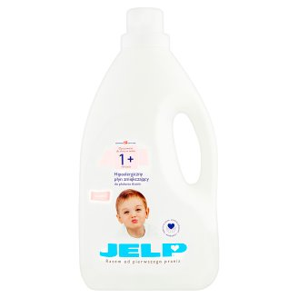 JELP 1+ Hypoallergenic Softening Liquid for Fabrics 2 L (25 Washes)