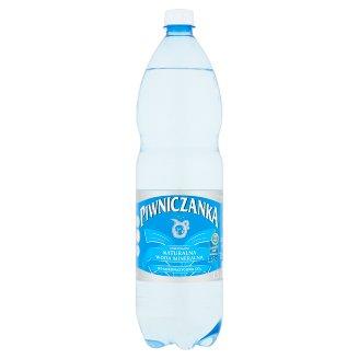 Piwniczanka Naturalna woda mineralna wysokonasycona CO2 1,5 l