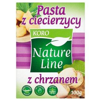 Koro Nature Line Chickpeas Paste with Horseradish 100 g