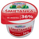 Piątnica 36% Fat Dessert Cream 200 g