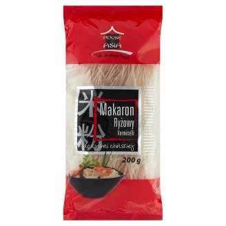 House of Asia Vermicelli Rice Pasta 200 g