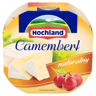 Hochland Natural Camembert Cheese 120 g