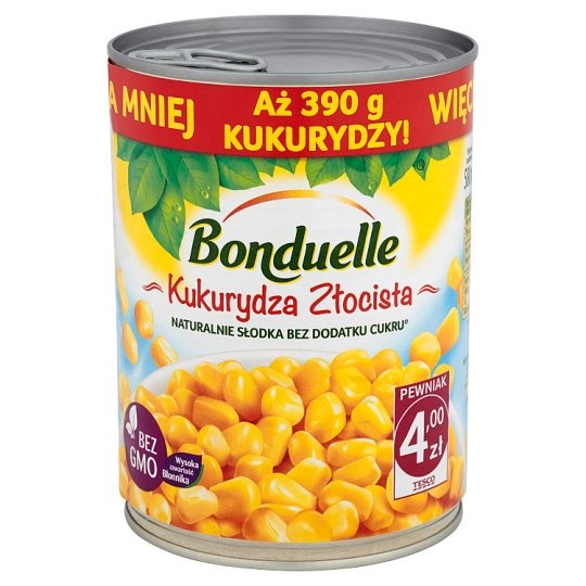 Bonduelle Golden Sweet Corn 440 g