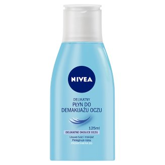 NIVEA Delicate Eye Make-Up Remover 125 ml