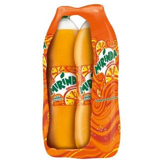 Mirinda Orange Napój gazowany 2 x 2 l