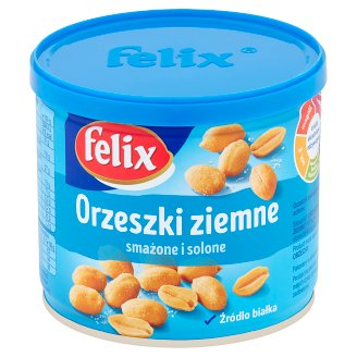 Felix Fried Salted Peanuts 140 g