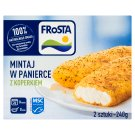 FRoSTA Pollock in Breadcrumbs with Dill 240 g (2 Pieces)