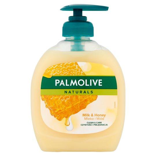 Palmolive Naturals Milk & Honey Mydło w płynie do rąk 300 ml