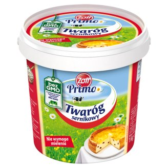 Zott Primo Cheesecake Cottage Cheese 1 kg