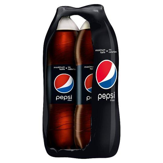 Pepsi Bez Kalorii Napój gazowany 2 x 2 l