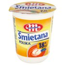 Mlekovita 18% Thick Polish Cream 400 g