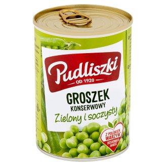 Pudliszki Green Peas 400 g