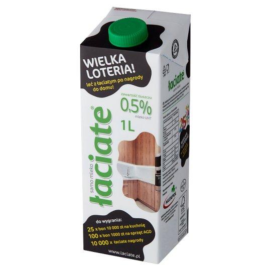 Łaciate UHT Milk 0.5% Fat 1 L