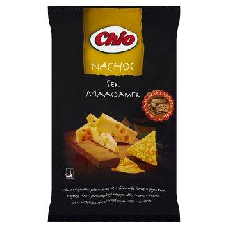 Chio Nachos Maasdamer Cheese Corn Crisps 190 g