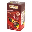 Big-Active Pu-Erh Leaf Lemon Flavoured Red Tea 100 g